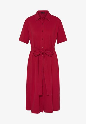 Shirt dress - rot/rose
