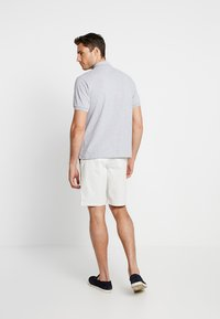 Lacoste - Polo - mottled light grey