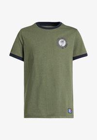 WE Fashion - T-shirt print - army green - 3