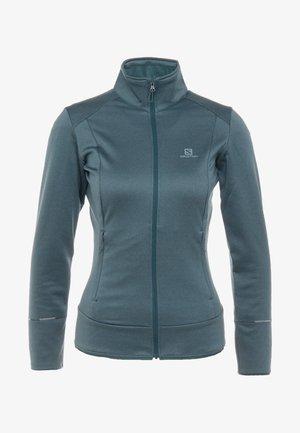 DISCOVERY  - Fleece jacket - green gables