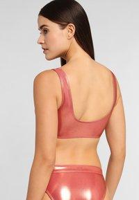 LASCANA - Bikini top - copper - 2