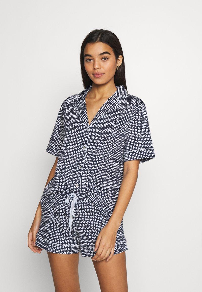 Triumph - BOYFRIEND - Pijama - blue
