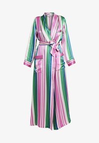 Hesper Fox - AINSLEY CLASSIC LONG ROBE - Dressing gown - pink/blue/white - 3