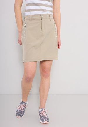 ILOLA - Sports skirt - off white