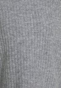 Gina Tricot - ROSIE  - Strikkegenser - grey - 2