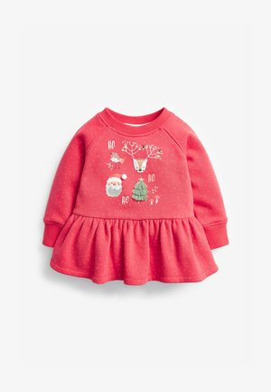 CHRISTMAS  - Sweatshirt - red