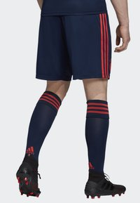 adidas Performance - FC BAYERN THIRD SHORTS - Short de sport - blue - 2