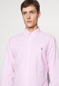 Polo Ralph Lauren - OXFORD - Skjorter - pink/white - 5