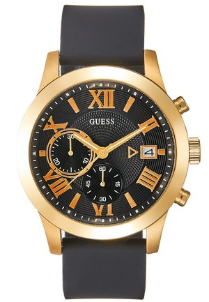MENS DRESS - Chronograaf - black/gold