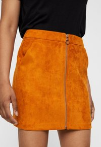 Vero Moda - A-line skirt - honey ginger - 3
