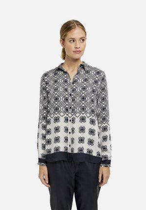 Skjortebluser - blue print