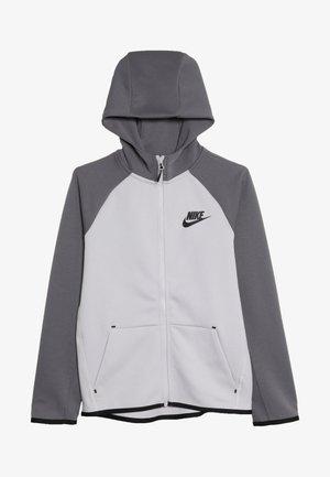 TECH FLEECE ESSENTIALS - Zip-up hoodie - vast grey/gunsmoke/black