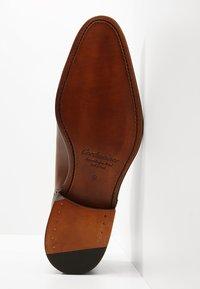 Cordwainer - JULIEN - Elegantní šněrovací boty - elba castagna - 4