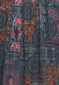 Desigual - KALIMA - Long sleeved top - blue - 6