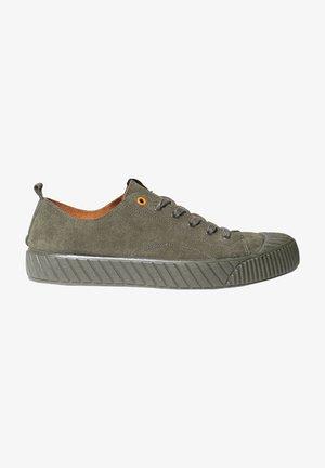 Sneakers laag - caqui