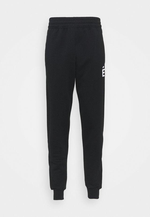 TEMPERA PATCH  - Pantalon de survêtement - black