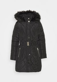 Dorothy Perkins - LONG PUFFER COAT - Winter coat - black - 4