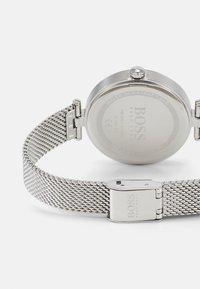 BOSS - MAJESTY - Watch - silver-coloured/blue - 1