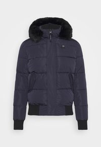 Maison Courch - PARKA - Winter jacket - navy/black - 0