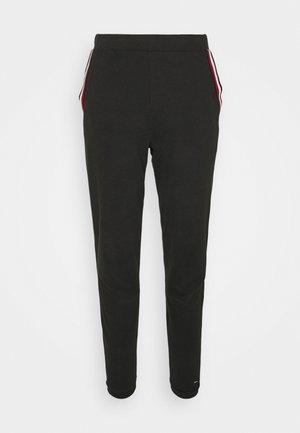 SEACELL TRACK PANT - Pyjama bottoms - black