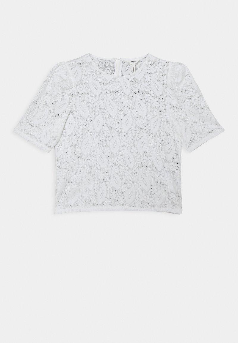 Object - OBJDREW - Bluse - bright white