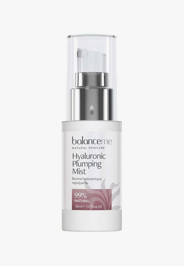 HYALURONIC PLUMPING MIST 30ML - Face cream - neutral