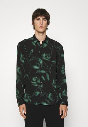 Shirt - black/dark green