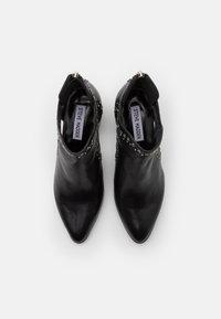 Steve Madden - JASTINA - Ankle boots - black - 5