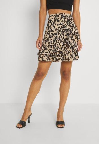 VMSAGA FRILL SKIRT  - A-line skirt - fenya