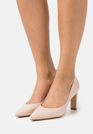 SALLY - Klassiske pumps - beige