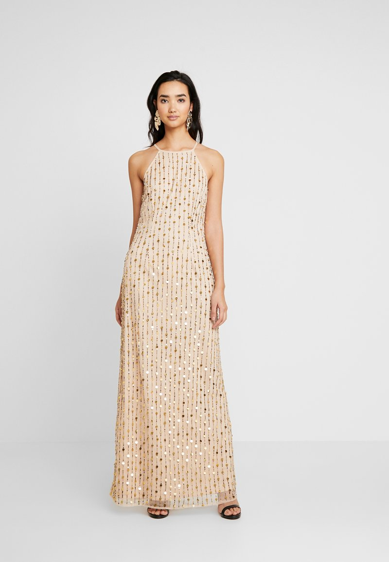 Lace & Beads - RAE - Occasion wear - cream