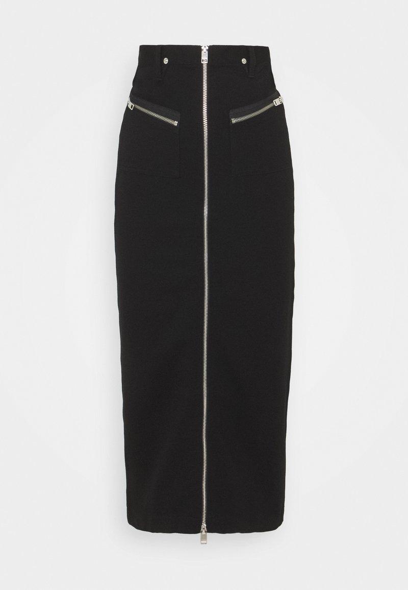 Diesel - SKIRT - Pencil skirt - black