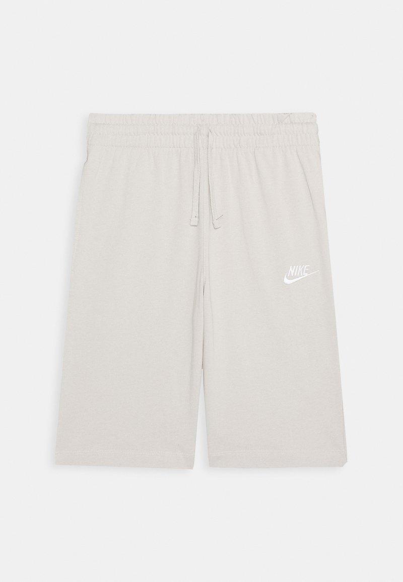 Nike Sportswear - Pantalon de survêtement - light orewood brown/white