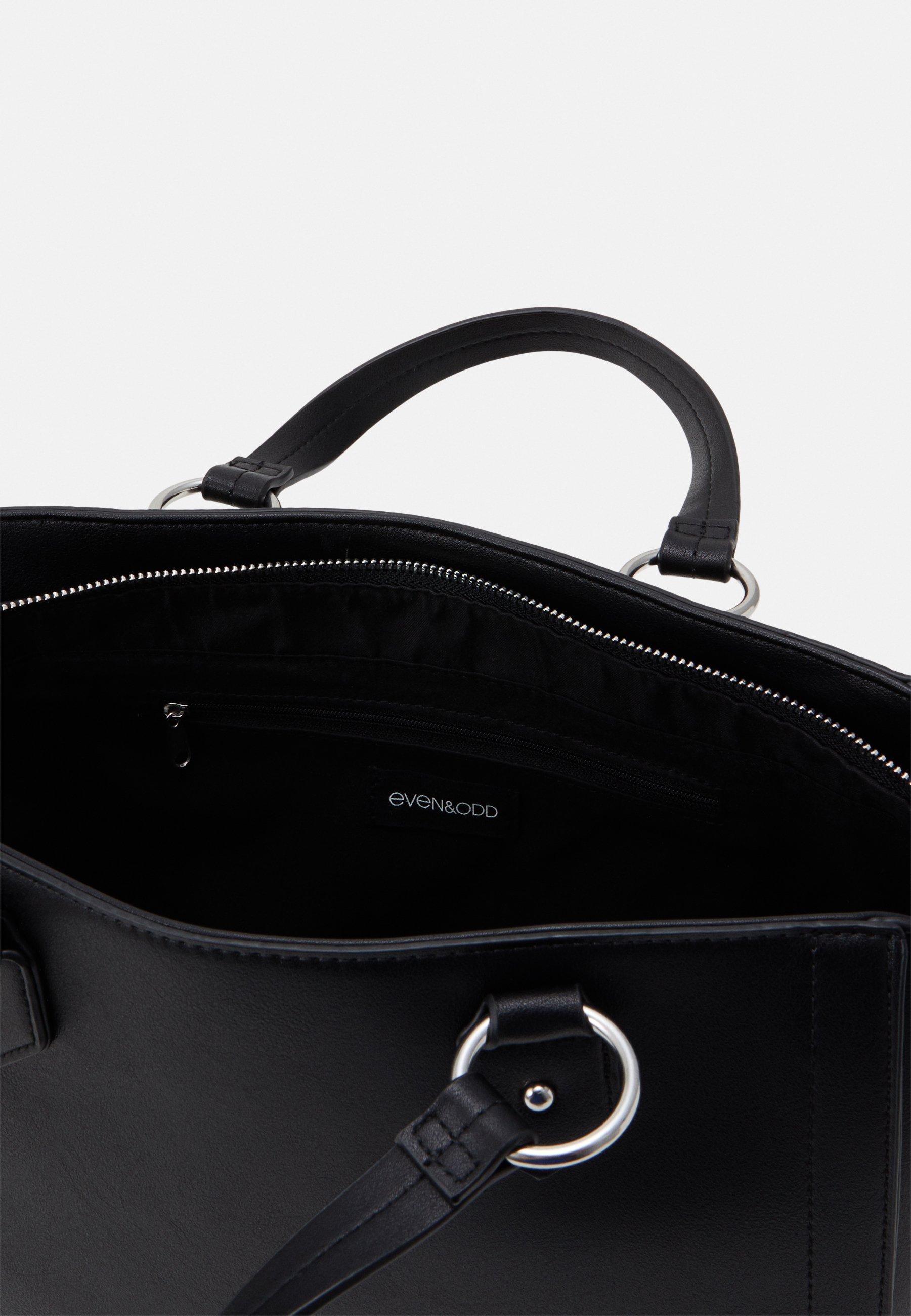 Even&odd Shopping Bags - Black