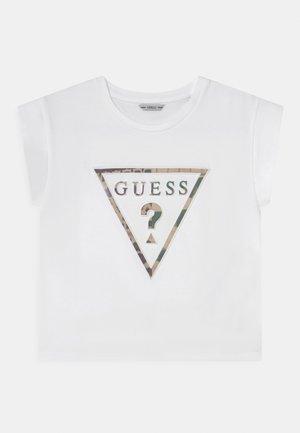 JUNIOR MIDI - Camiseta estampada - true white