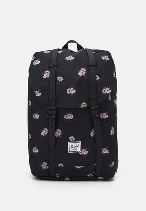 RETREAT MID-VOLUME - Mochila - fine china black
