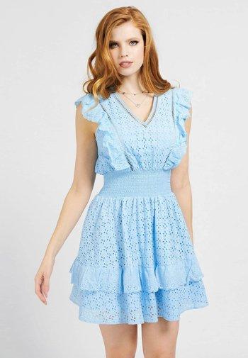 Day dress - himmelblau