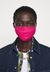Even&Odd - 3 PACK - Community mask - petrol/red/pink - 0