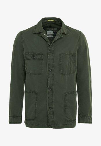 Light jacket - leaf green