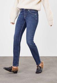 MAC - Slim fit jeans - blue - 0