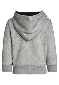 GAP - TODDLER BOY - Jersey con capucha - light heather grey - 1