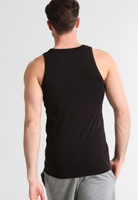 Puma - BASIC 2 PACK  - Undershirt - black - 2