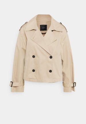 VERANA - Summer jacket - pearl mélange