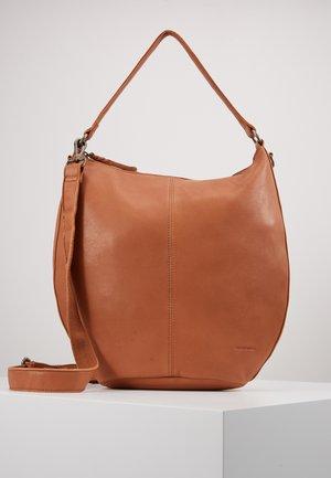 ELLE - Handbag - cognac