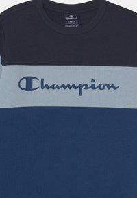 Champion - CREWNECK SET UNISEX - Dres - blue - 3