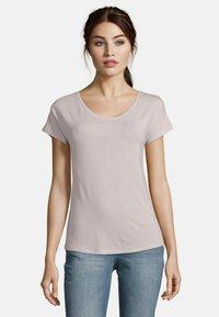 Betty & Co - Basic T-shirt - pink - 2