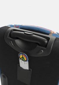 pick & PACK - PEACE  - Wheeled suitcase - blau - 4