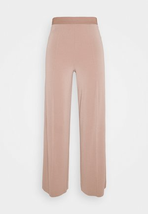 MIELA - Trousers - chanterelle