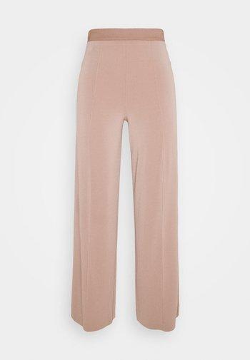 MIELA - Trousers - chanterelle