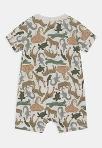 Carter's - ANIMAL 2 PACK - Overal - khaki - 1
